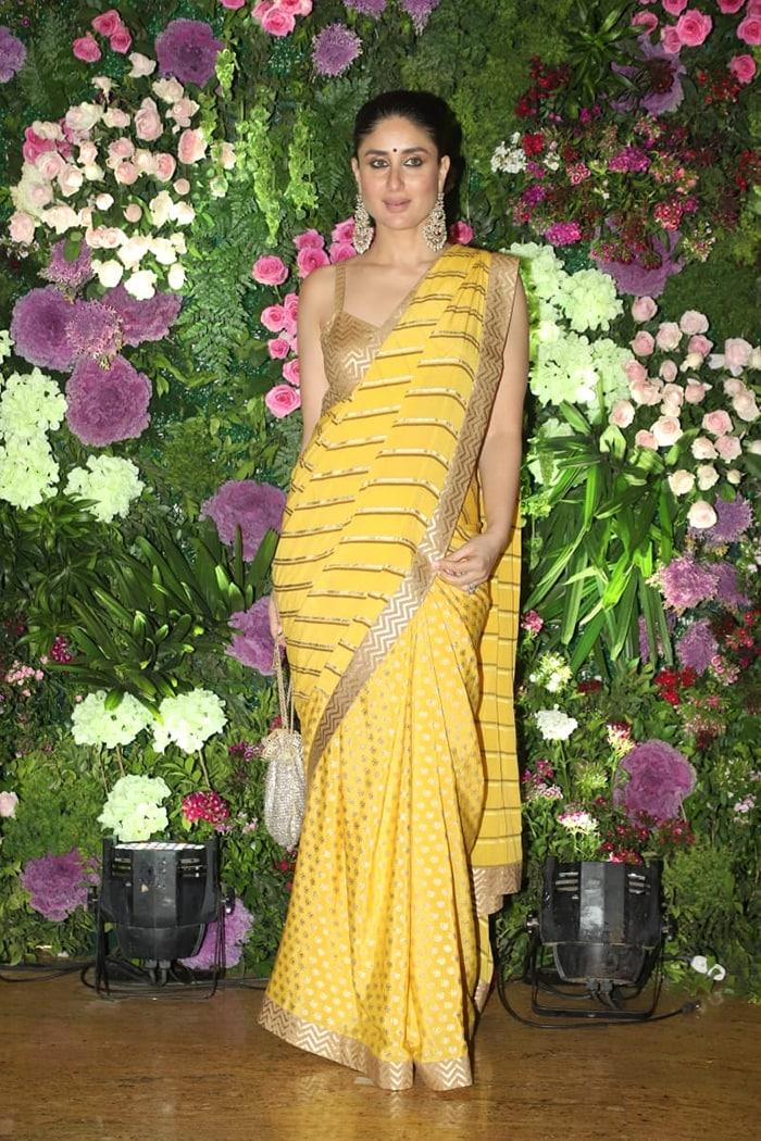 Aishwarya, Kareena And Others Added Star Dust To Armaan Jain\'s Wedding