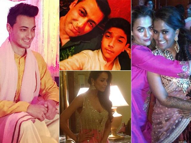 The Big Fat Khan Wedding: Arpita's Sangeet, Aayush's Haldi