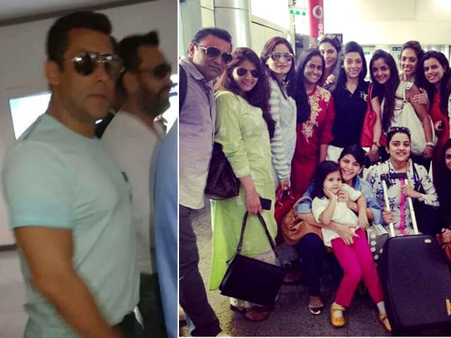 Mumbai to Hyderabad: Shaadi-Bound Khans Crowd the Airports