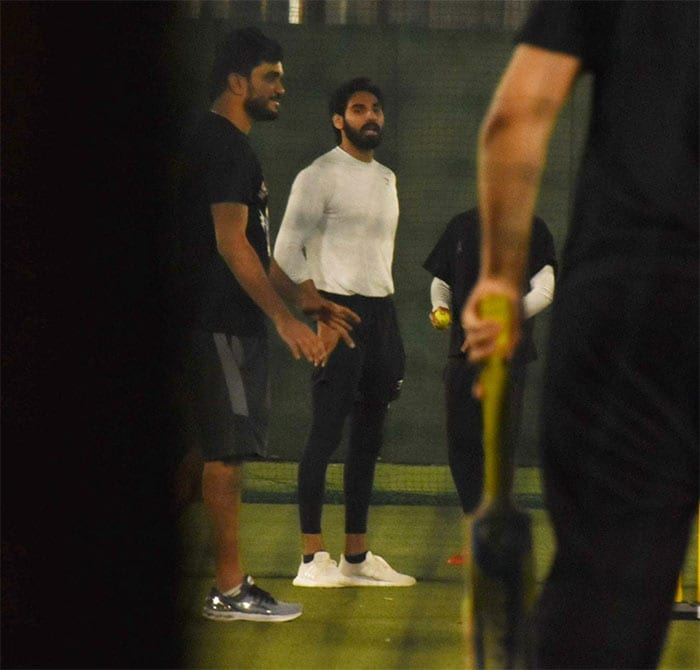 Aryan Khan, Ahan Shetty\'s Pitch-Perfect Day On The Field