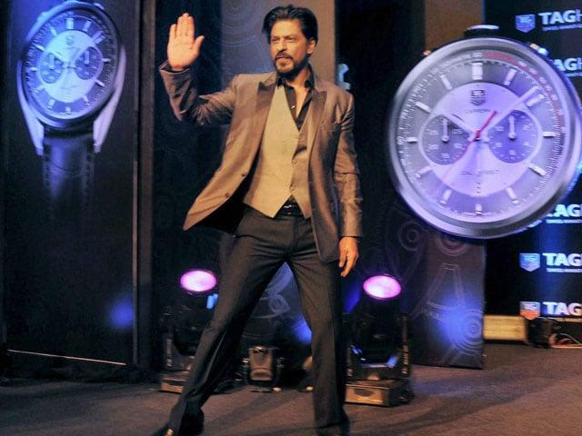 Photo : TAG-ged for life: Shah Rukh Khan