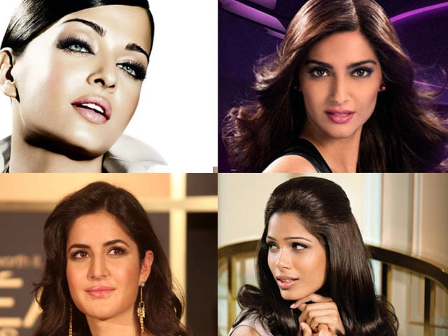 They're worth it: Katrina, Ash and other L'Oreal stars