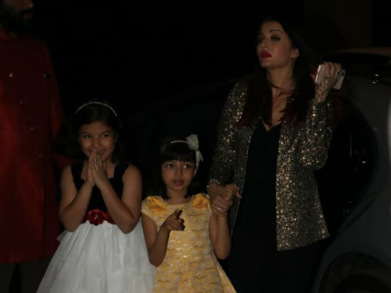 Through The Pages Of Aaradhya Bachchan's Birthday-Special Dinner