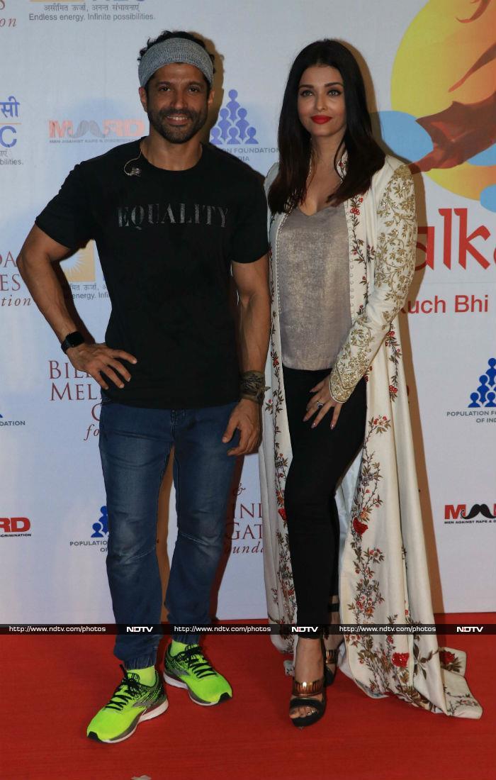 Aishwarya Rai Bachchan Lights Up Mumbai And How