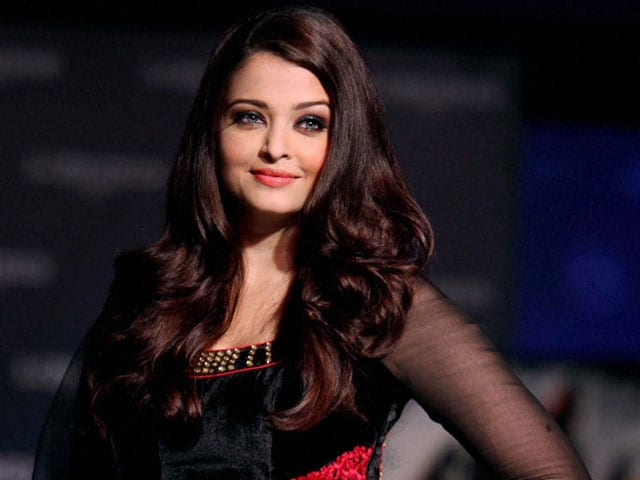Aishwarya, 40 and fabulous