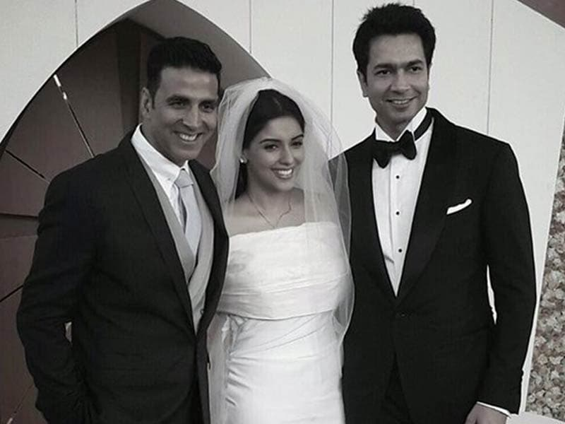 Wedding Album: Asin Marries Rahul Sharma, Akshay Was in The House