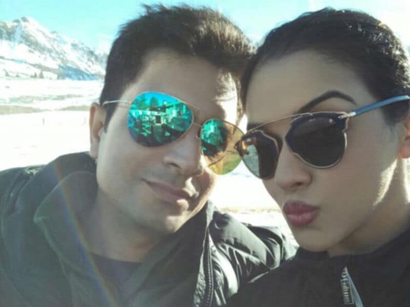 Asin Holidays With Husband Rahul Sharma In France