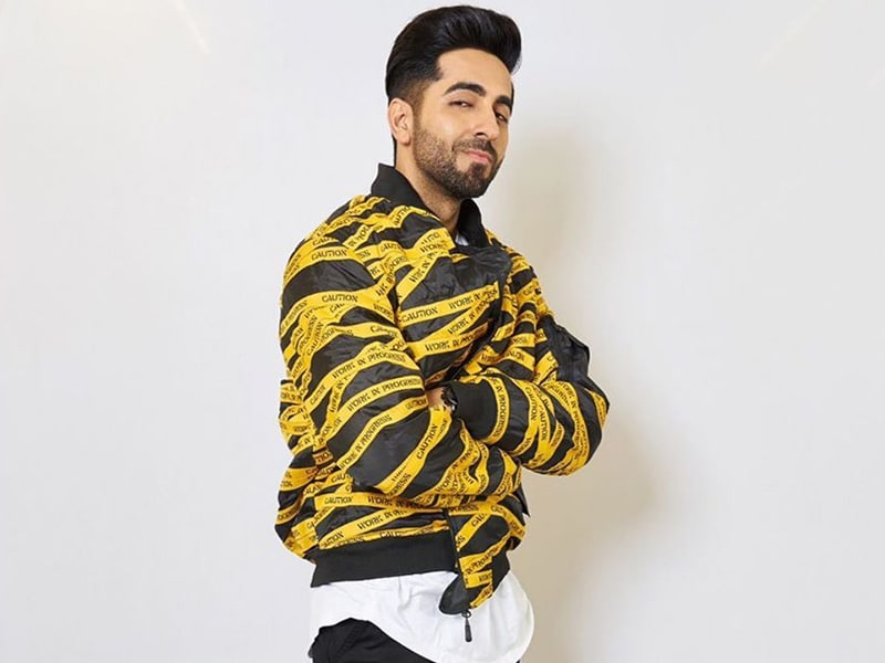 Happy Birthday, Ayushmann Khurrana. All's Mangal@35