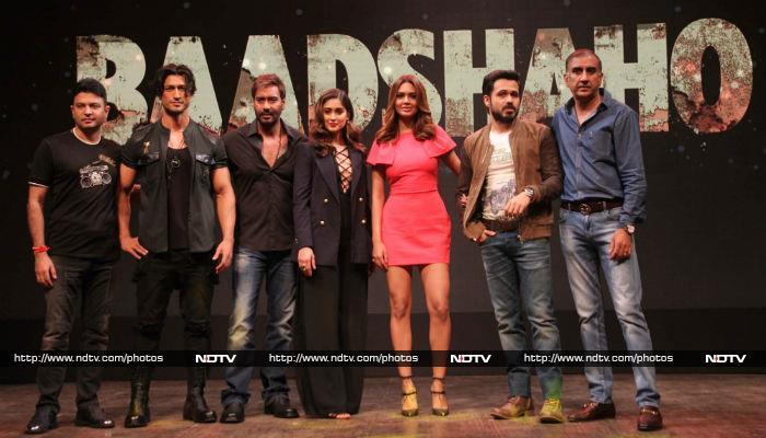 अजय देवगन और इलियाना डीक्रूज गौसिप में भी हैं 'बादशाहो'