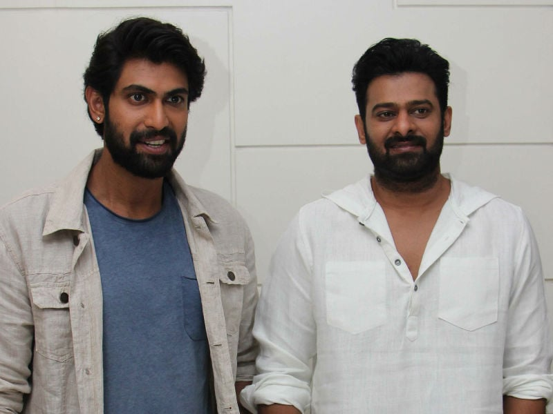 When Baahubali And Bhallala Deva Laughed Together