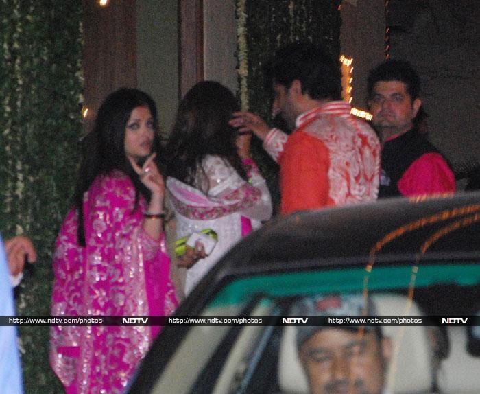 A very Bachchan Diwali