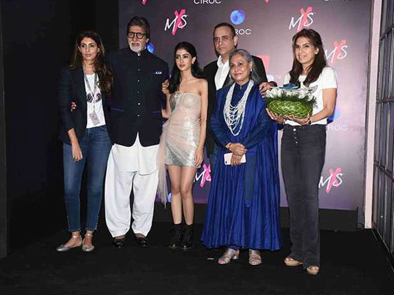 The Bachchan Khandaan Gets Together at Shweta's Store Launch Event