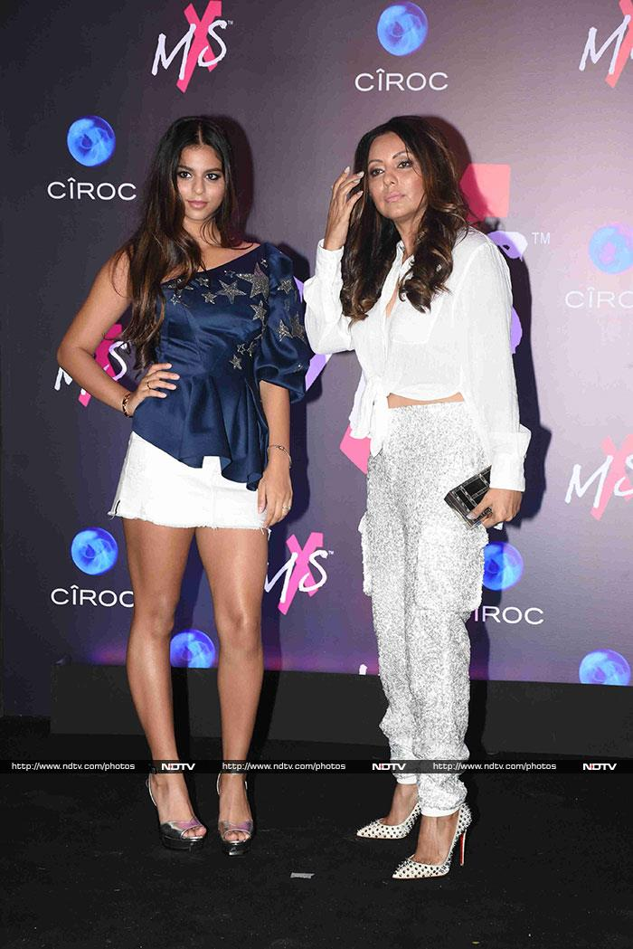 The Bachchan Khandaan Gets Together at Shweta\'s Store Launch Event