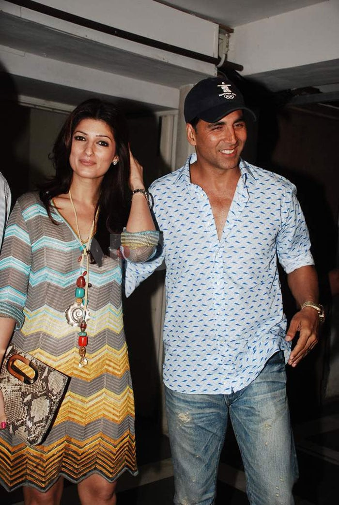 Ash-Abhi\'s day out with family