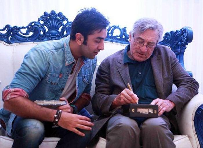 Meet Robert De Niro\'s Bollywood fans