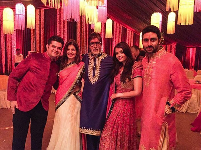 Inside the Bachchans\' Grand Diwali Party