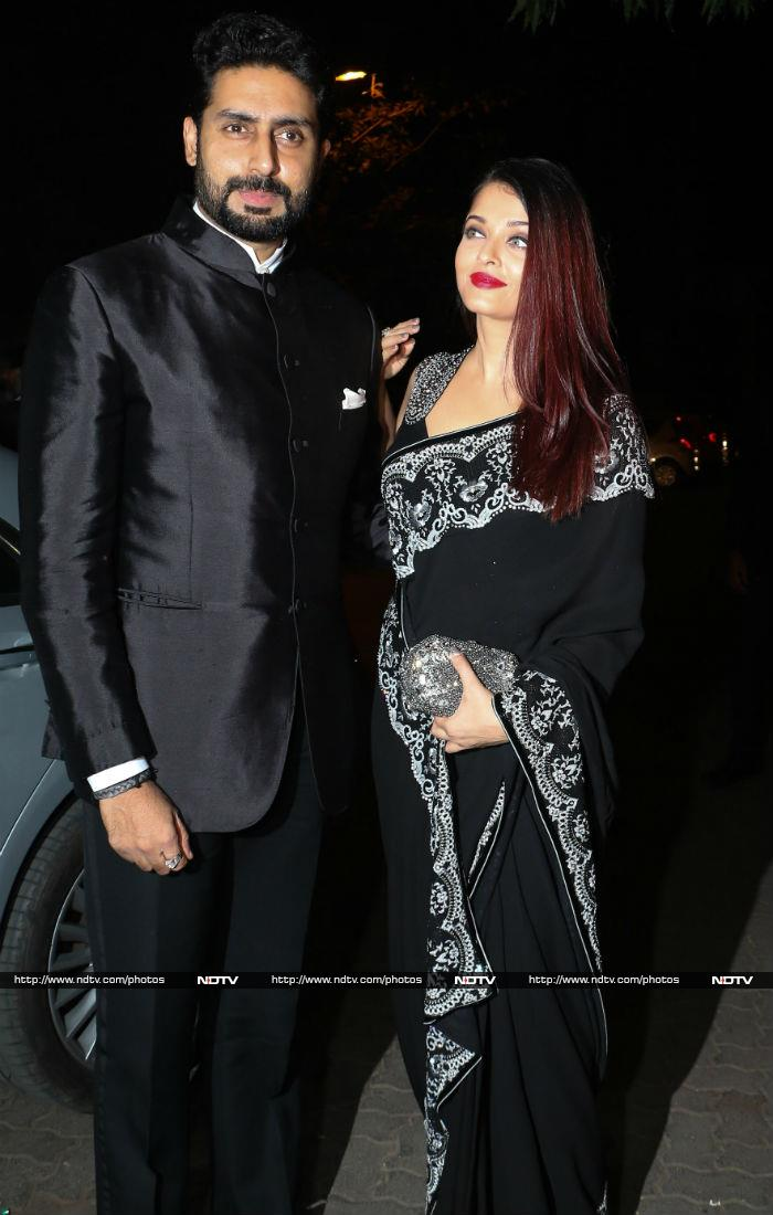 Aaradhya\'s Lovely Day With Mom Aishwarya Rai And Dad Abhishek Bachchan
