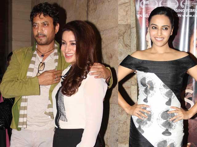 Irrfan Khan's Qissa with Tisca, Swara