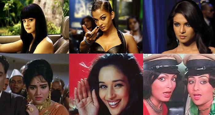 Bollywood\'s Bad Girls Turned Good!