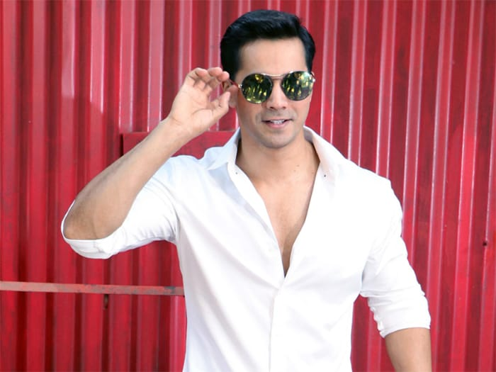 Happy Birthday Varun Dhawan, Bollywood's Dilwala@30