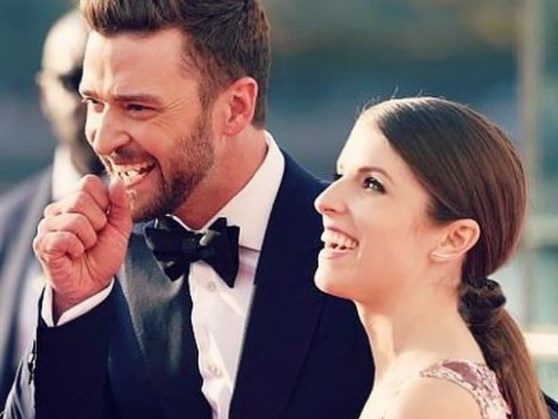 BAFTA TV Awards: Anna Kendrick, Justin Timberlake on the Red Carpet