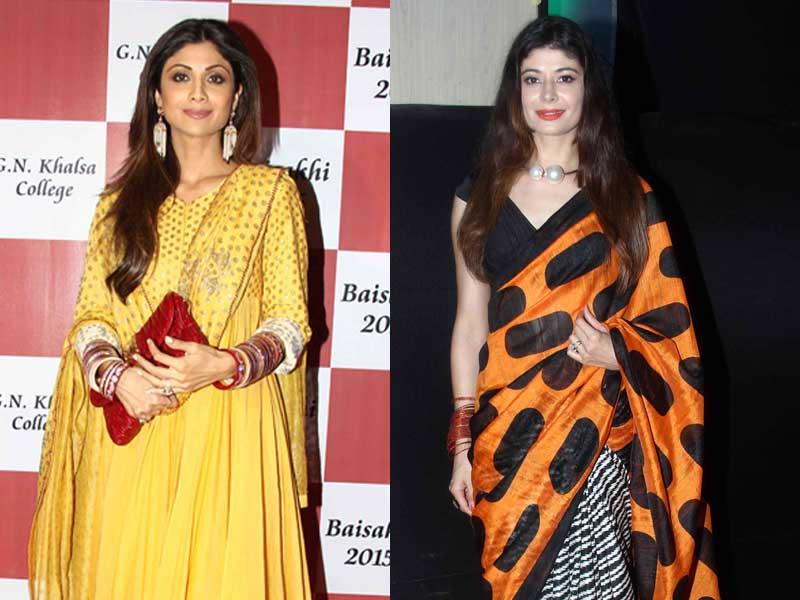 Baisakhi Blast with Shilpa Shetty, Pooja Batra