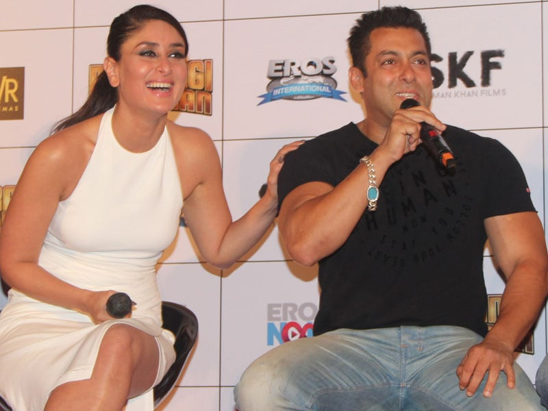 Bhaijaan and Rasika's Bajrangi Moment