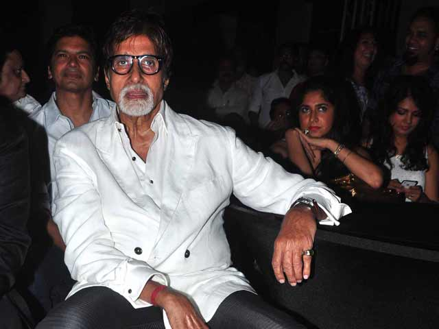The Real Shahenshah of Bollywood: Amitabh Bachchan @72