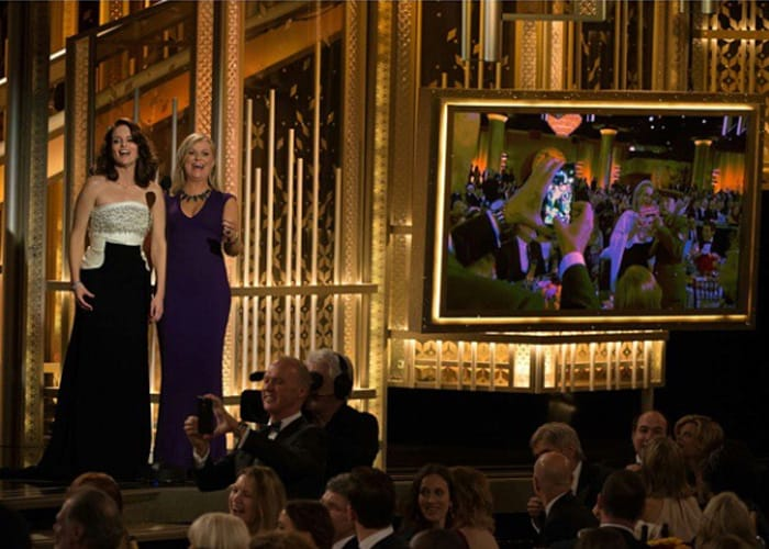 Behind-the-Scenes: At the Golden Globes, Mischief Managed