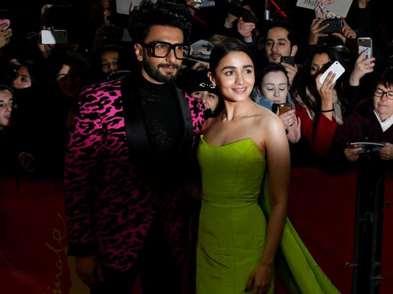 Ranveer Singh And Alia Bhatt's Gully Boy Gets A Berlin Twist