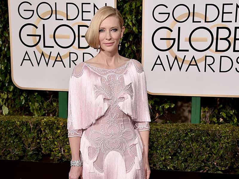 Golden Globes Fashion: The 10 Best Dressed Stars