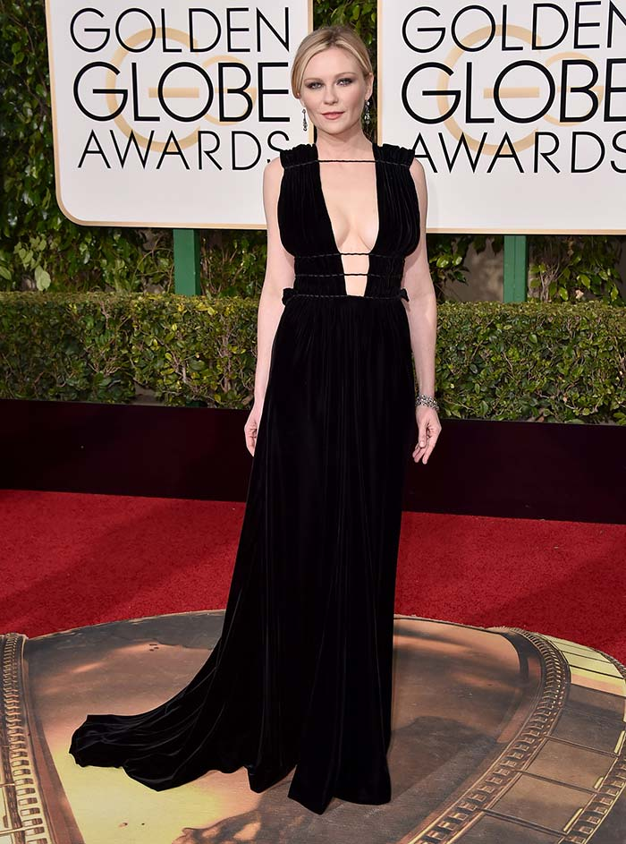 Golden Globes Fashion: The 10 Best Dressed Stars
