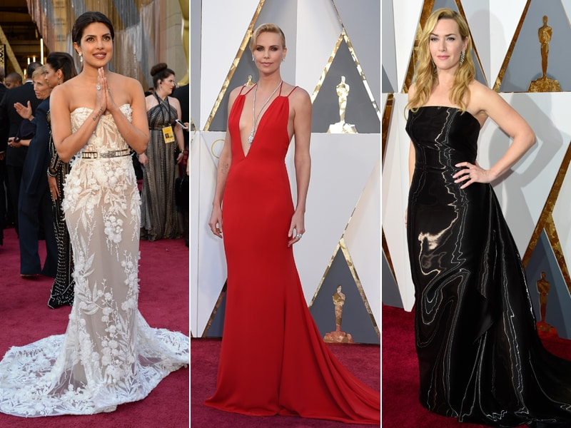 Oscar Fashion: The 10 Best Dressed Stars