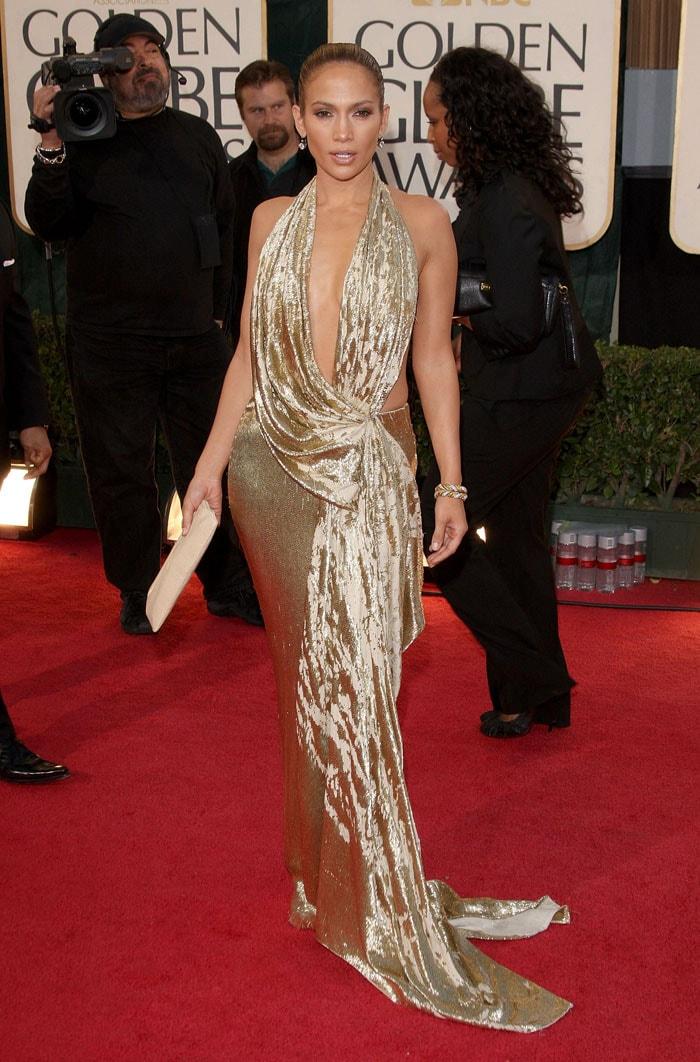 Best Dressed Ever at Golden Globe