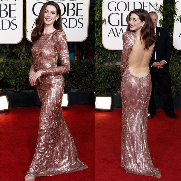 68th Golden Globes: Best Dressed