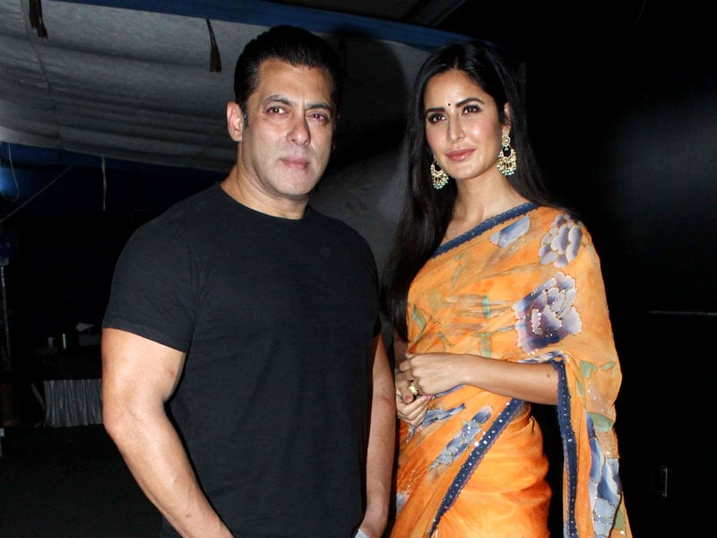 Katrina And Salman Fill Up Their Bharat Diary