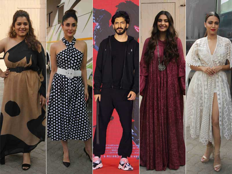 The Veere's And Bhavesh Joshi Rock The Town