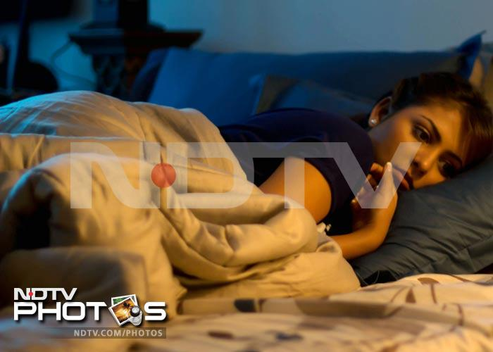 Manisha\'s freaking out in Bhoot Returns