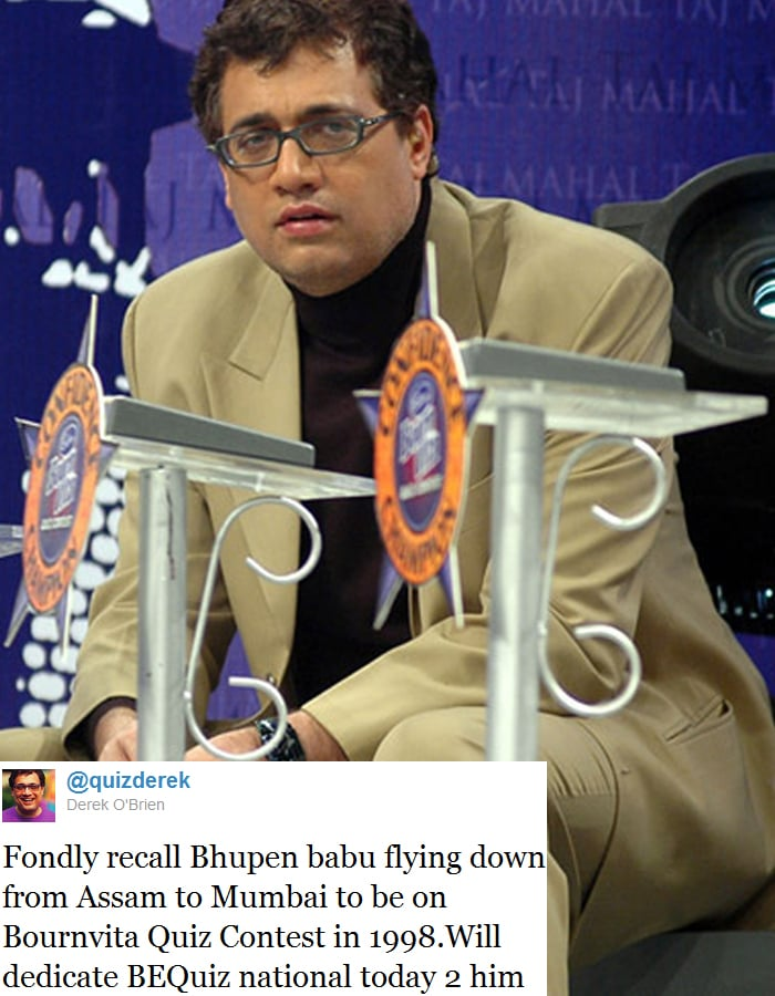 Celebs remember Bhupen Hazarika