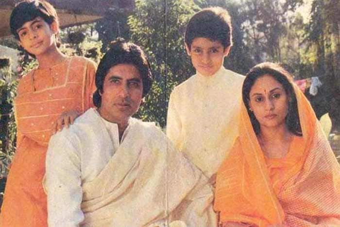 Family Album Revisited: The Bachchan Pariwar