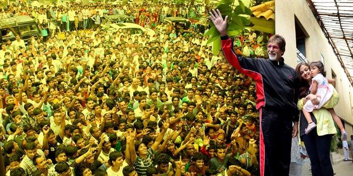 A Bachchan bonus: Sunday starred Aaradhya