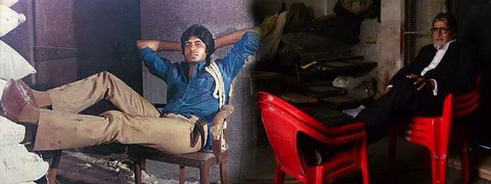 Vijay of Deewar or Vijay of today?