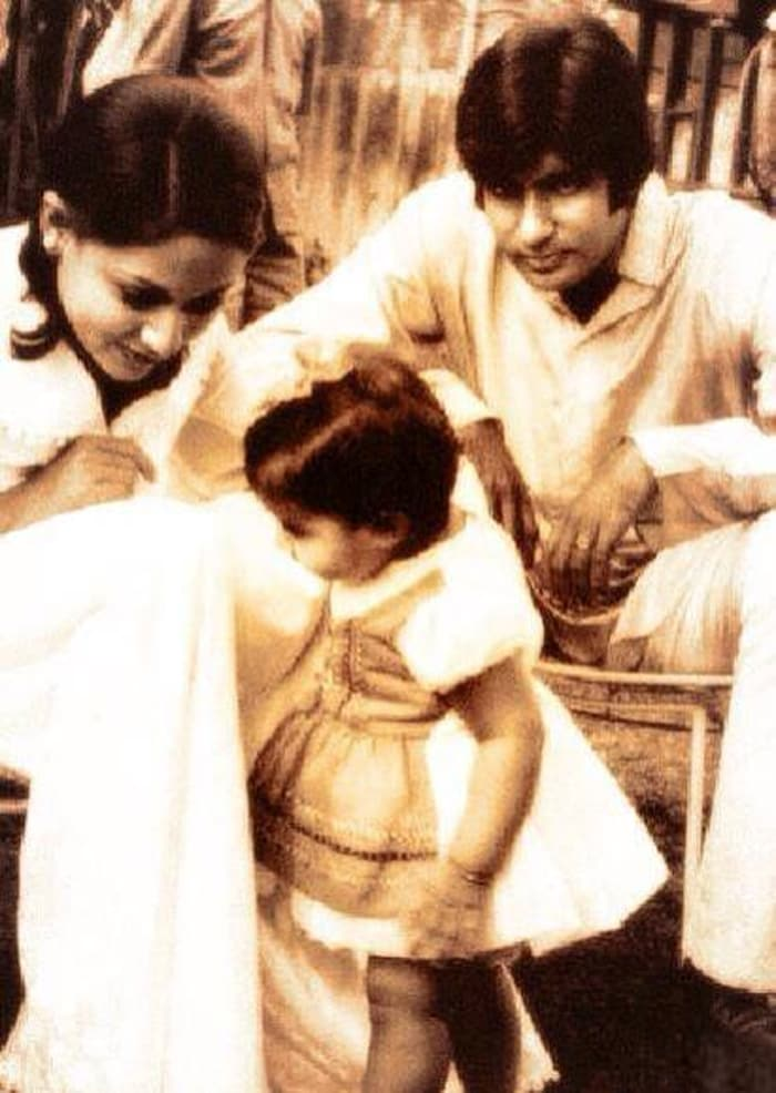 Past Times: Very, Very Junior Bachchans