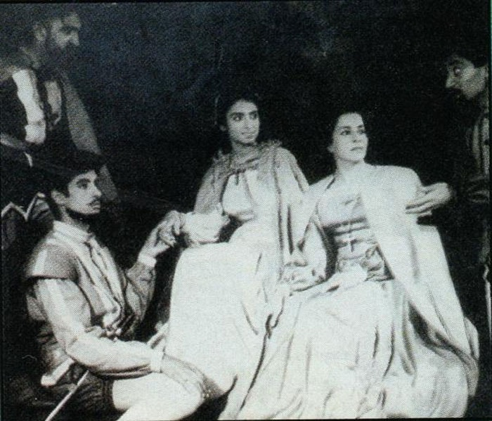 Shakespearewallahs: Two Generations of Bachchans On Stage