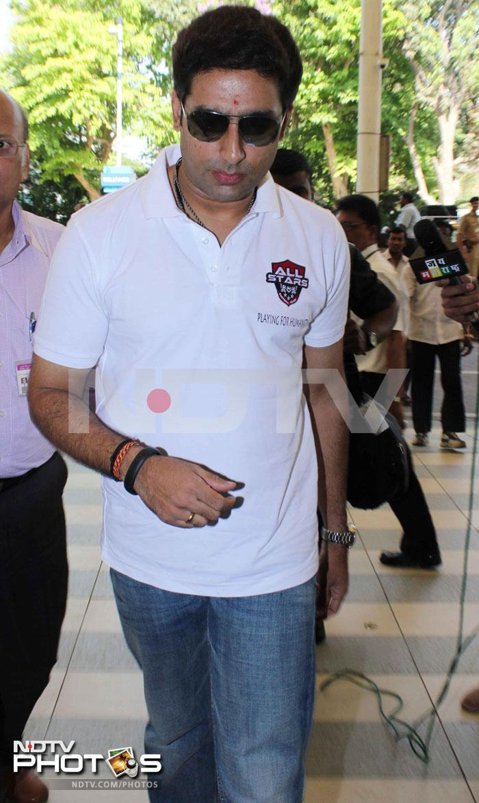 Games celebs play: Big B, Aamir, Abhishek