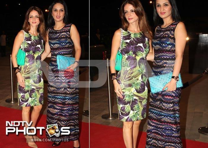 Big B at the launch of Preity Zinta\'s Ishkq in Paris