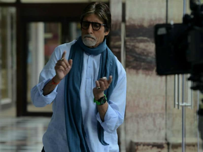Happy Birthday, Amitabh Bachchan: The Sarkar Of Bollywood@75