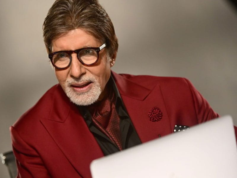 Happy Birthday, Amitabh Bachchan. All Hail Bollywood's Shahenshah@78
