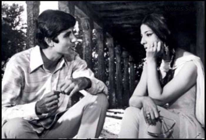 Those Days: Amitabh Bachchan, When the World Was Young