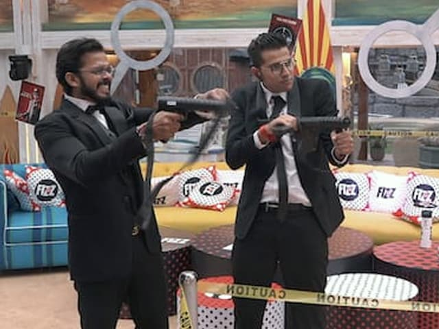 Bigg Boss 12: Sreesanth turn Hitmen and take over the house